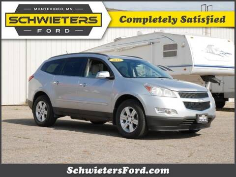 2012 Chevrolet Traverse for sale at Schwieters Ford of Montevideo in Montevideo MN