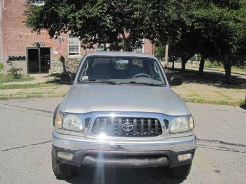 2003 Toyota Tacoma for sale at EBN Auto Sales in Lowell MA