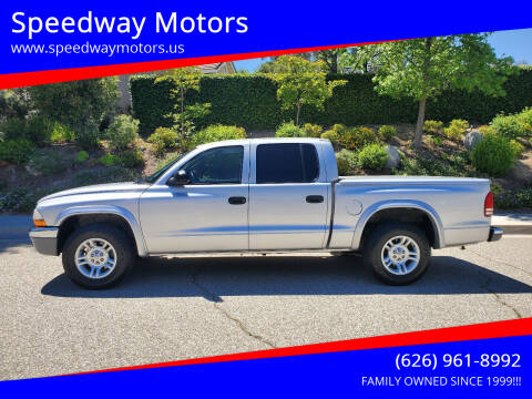 2003 Dodge Dakota for sale at Speedway Motors in Glendora CA