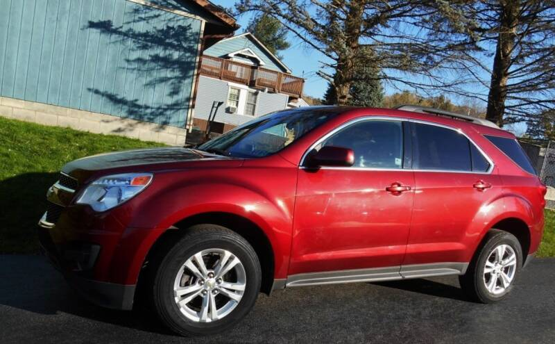 2010 Chevrolet Equinox for sale at CARS II in Brookfield OH
