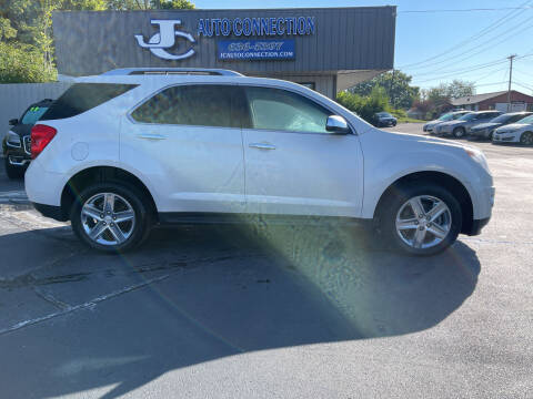 2015 Chevrolet Equinox for sale at JC AUTO CONNECTION LLC in Jefferson City MO