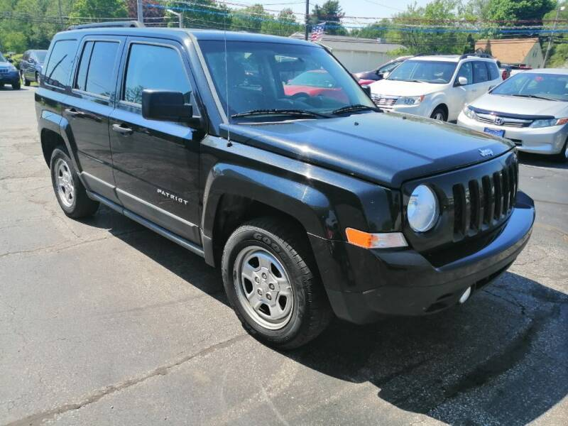 2011 Jeep Patriot for sale at KRIS RADIO QUALITY KARS INC in Mansfield OH