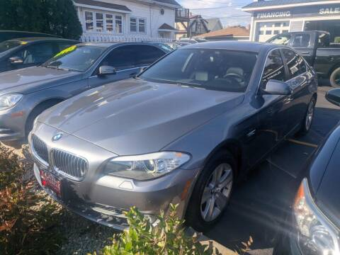 2013 BMW 5 Series for sale at CLASSIC MOTOR CARS in West Allis WI