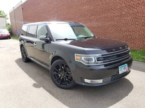 2016 Ford Flex for sale at Minnesota Auto Sales in Golden Valley MN