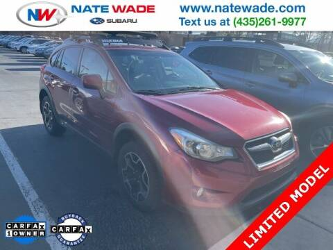 2013 Subaru XV Crosstrek for sale at NATE WADE SUBARU in Salt Lake City UT