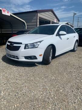 2014 Chevrolet Cruze for sale at Drive in Leachville AR
