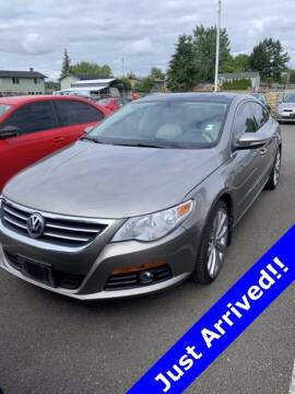 2012 Volkswagen CC for sale at Chevrolet Buick GMC of Puyallup in Puyallup WA