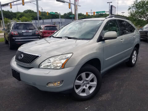 2005 Lexus RX 330 for sale at Cedar Auto Group LLC in Akron OH