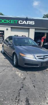 2005 Acura TL for sale at Rocket Cars Auto Sales LLC in Des Moines IA