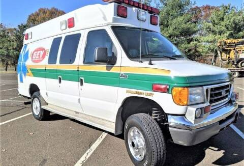 2005 Ford E-350 for sale at Global Emergency Vehicles Inc in Levittown PA