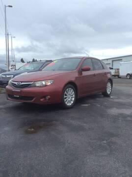 2010 Subaru Impreza for sale at Atlas Automotive Sales in Hayden ID
