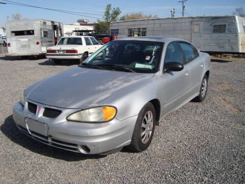 2005 Pontiac Grand Am for sale at One Community Auto LLC in Albuquerque NM