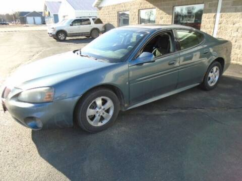 2007 Pontiac Grand Prix for sale at SWENSON MOTORS in Gaylord MN