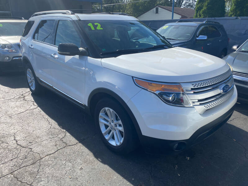 2012 Ford Explorer for sale at Lee's Auto Sales in Garden City MI