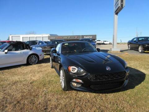 2020 FIAT 124 Spider for sale at SUPERIOR CHRYSLER DODGE JEEP RAM FIAT in Henderson NC