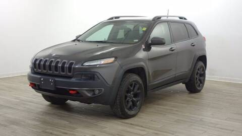 2016 Jeep Cherokee for sale at TRAVERS GMT AUTO SALES - Traver GMT Auto Sales West in O Fallon MO