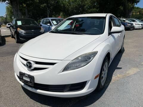 2010 Mazda MAZDA6 for sale at Atlantic Auto Sales in Garner NC