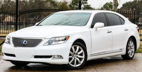 2008 Lexus LS 600h L for sale at Texas Auto Corporation in Houston TX