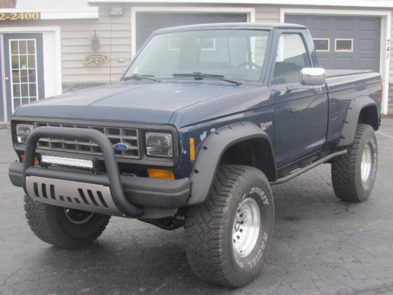 1988 Ford Ranger for sale at American Auto Group, LLC in Hanover PA