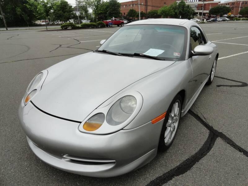 1999 Porsche 911 for sale at TJ Auto Sales LLC in Fredericksburg VA