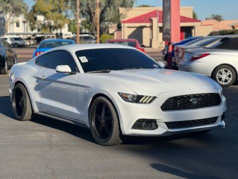 2016 Ford Mustang for sale at Brown & Brown Wholesale in Mesa AZ