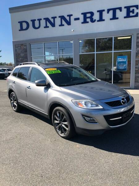 2010 Mazda CX-9 for sale at Dunn-Rite Auto Group in Kilmarnock VA