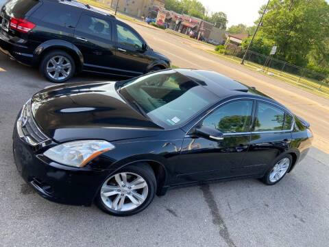 2012 Nissan Altima for sale at Car Stone LLC in Berkeley IL