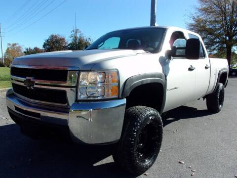2008 Chevrolet Silverado 2500HD for sale at Unique Auto Brokers in Kingsport TN