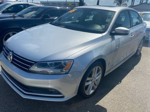 2015 Volkswagen Jetta for sale at Auto Max of Ventura in Ventura CA