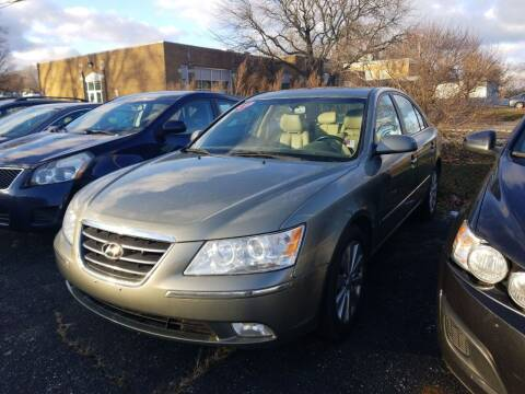 2010 Hyundai Sonata for sale at Quality Auto Today in Kalamazoo MI