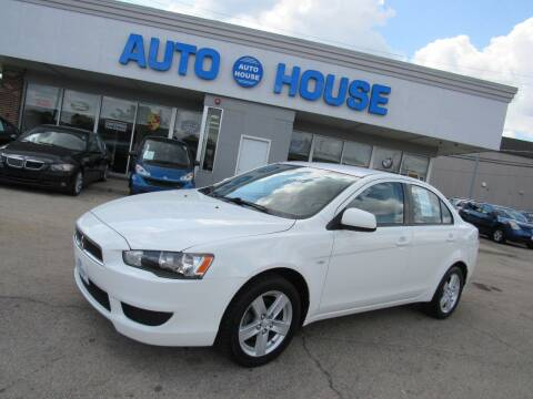 2009 Mitsubishi Lancer for sale at Auto House Motors in Downers Grove IL