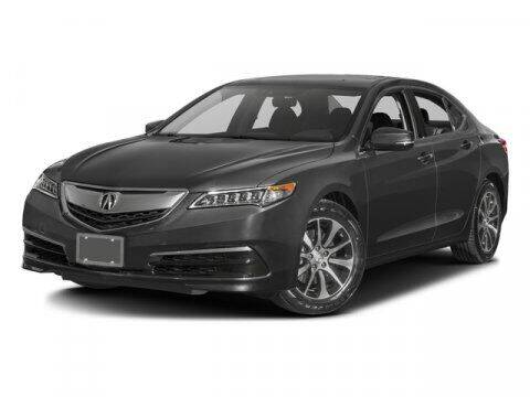 2016 Acura TLX for sale at Bergey's Buick GMC in Souderton PA