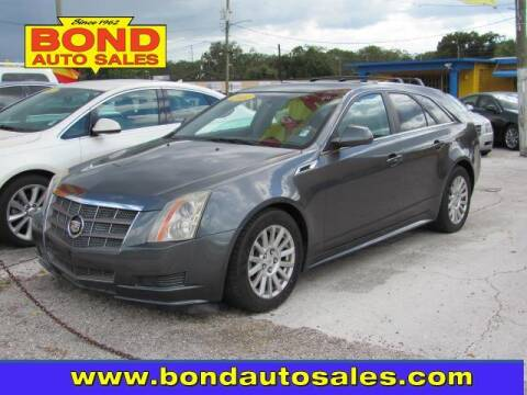 2011 Cadillac CTS for sale at Bond Auto Sales in St Petersburg FL