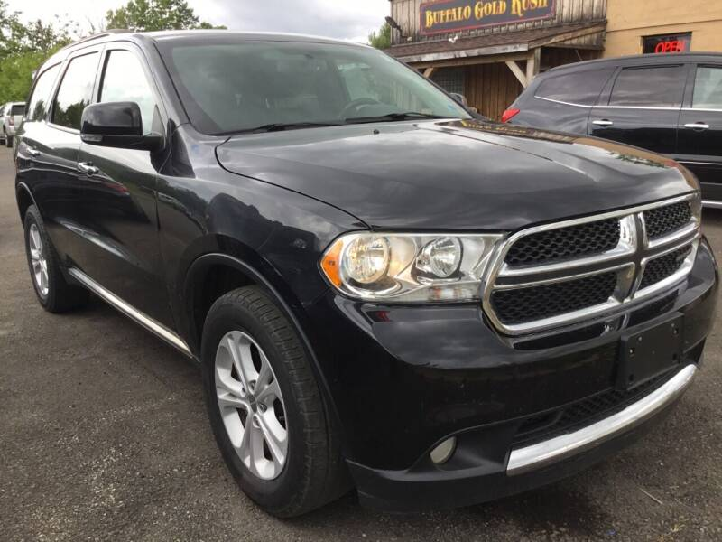 2013 Dodge Durango for sale at eAutoDiscount in Buffalo NY