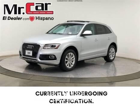 2014 Audi Q5 for sale at Mr. Car LLC in Brentwood MD
