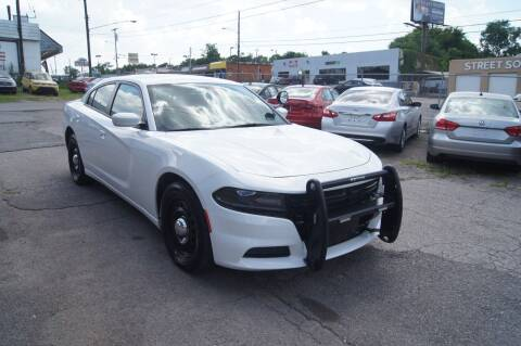 2018 Dodge Charger for sale at Green Ride Inc in Nashville TN