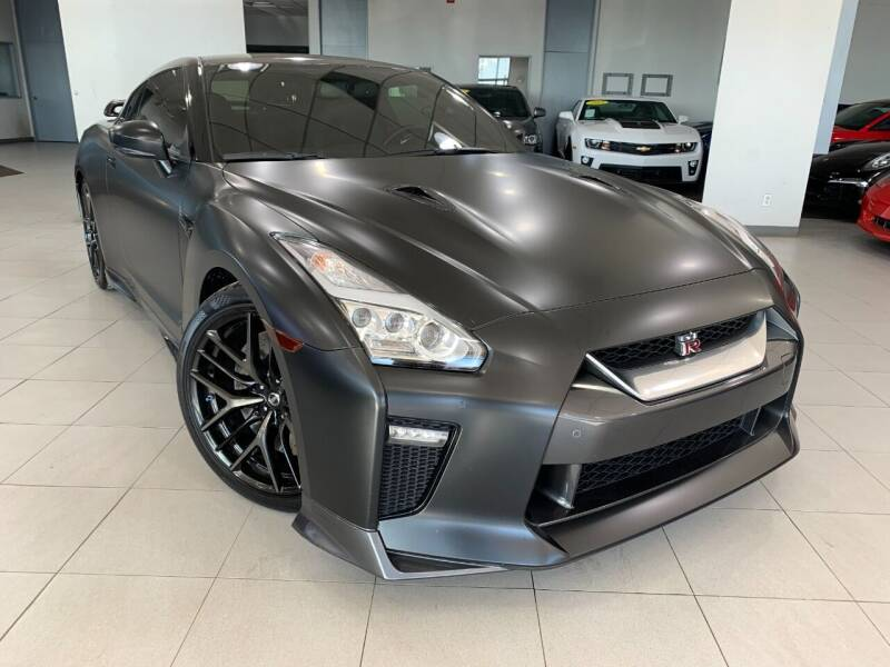 2019 Nissan GT-R for sale at Auto Mall of Springfield north in Springfield IL