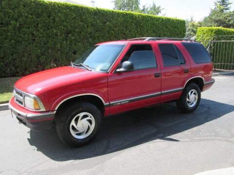1995 Chevrolet Blazer for sale at Top Notch Motors in Yakima WA