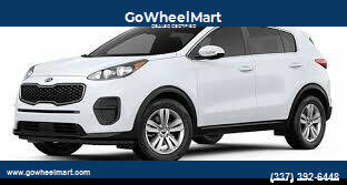 2019 Kia Sportage for sale at GOWHEELMART in Available In LA