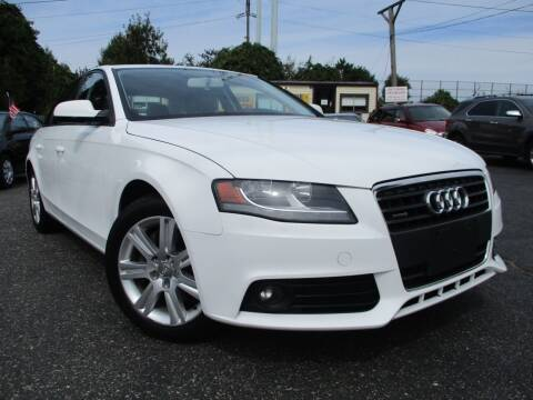 2011 Audi A4 for sale at Unlimited Auto Sales Inc. in Mount Sinai NY