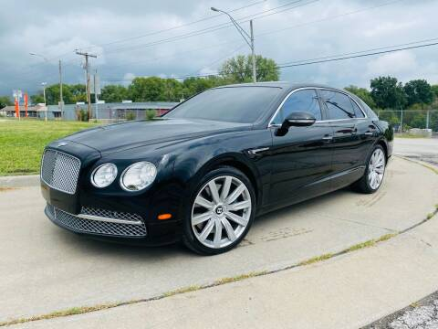 2014 Bentley Flying Spur for sale at Xtreme Auto Mart LLC in Kansas City MO