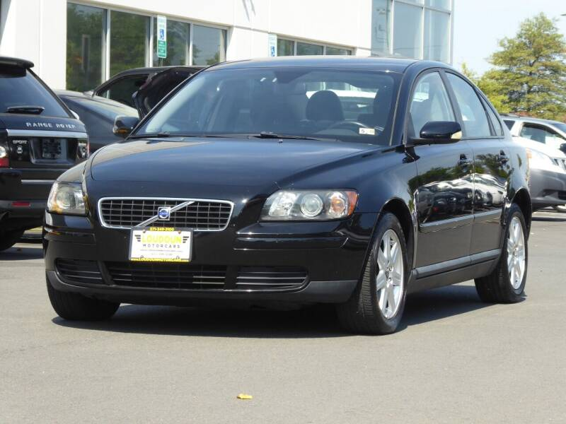 2006 Volvo S40 for sale at Loudoun Used Cars - LOUDOUN MOTOR CARS in Chantilly VA