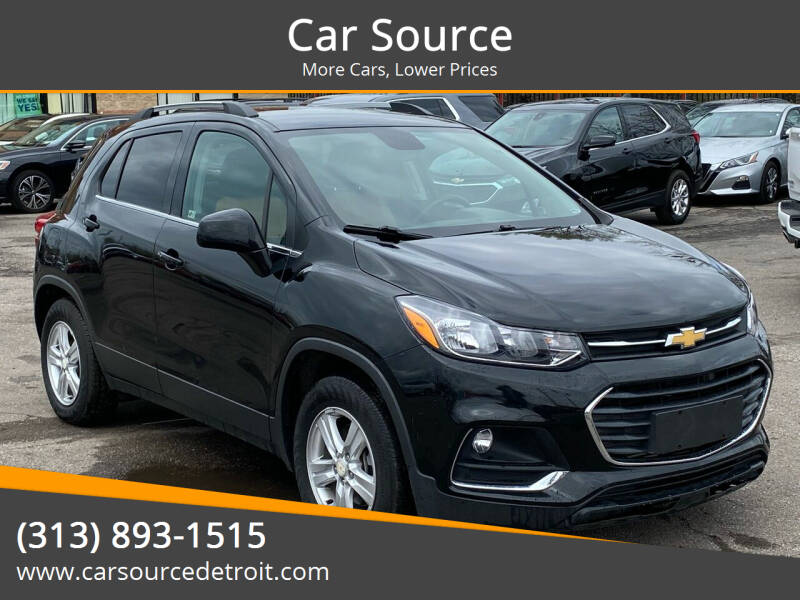 2017 Chevrolet Trax for sale at Car Source in Detroit MI
