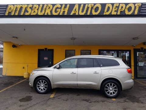 2017 Buick Enclave for sale at Pittsburgh Auto Depot in Pittsburgh PA