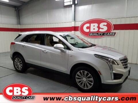 2018 Cadillac XT5 for sale at CBS Quality Cars in Durham NC