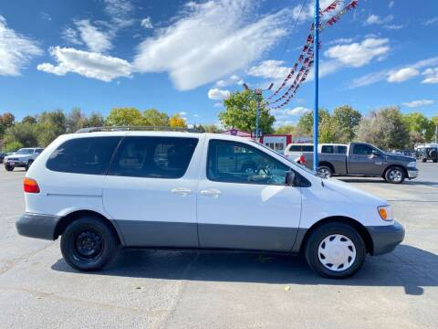 2000 Toyota Sienna for sale at Sprinkler Used Cars in Longmont CO