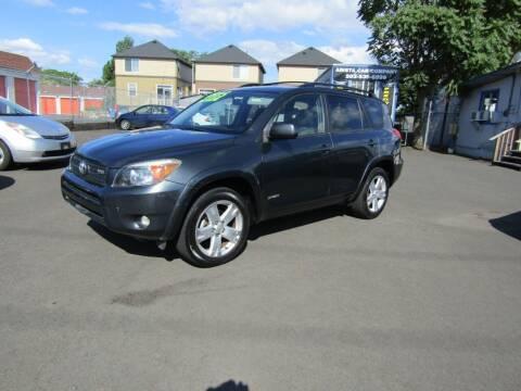 2007 Toyota RAV4 for sale at ARISTA CAR COMPANY LLC in Portland OR