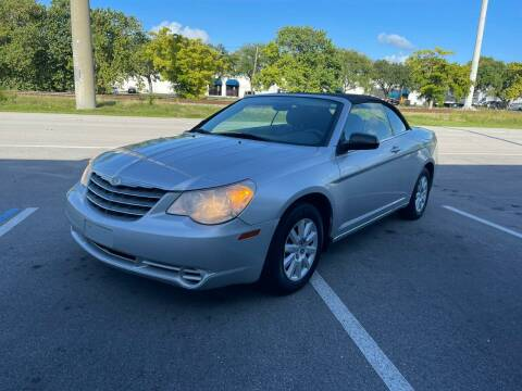 2008 Chrysler Sebring for sale at UNITED AUTO BROKERS in Hollywood FL