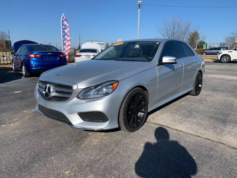 2016 Mercedes-Benz E-Class for sale at Bagwell Motors in Lowell AR