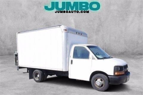 2008 Chevrolet Express Cutaway for sale at JumboAutoGroup.com - Jumboauto.com in Hollywood FL